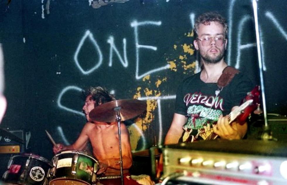 Rattus ao vivo em Hannover, Alemanha (1984)
