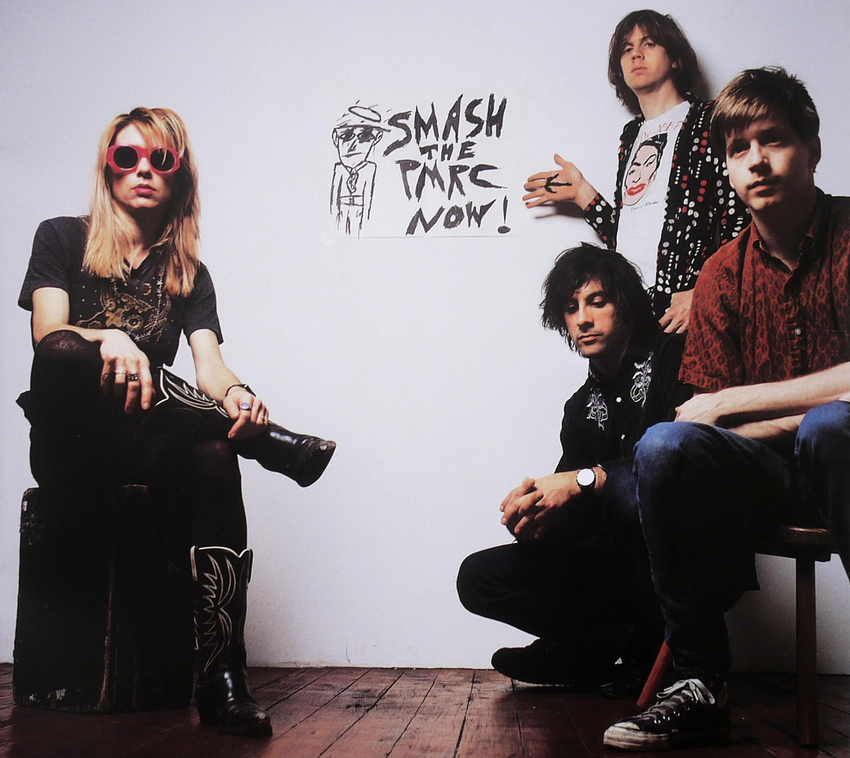 Sonic Youth na fase do Goo