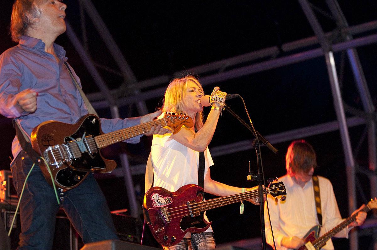 Sonic Youth ao vivo em 2009
