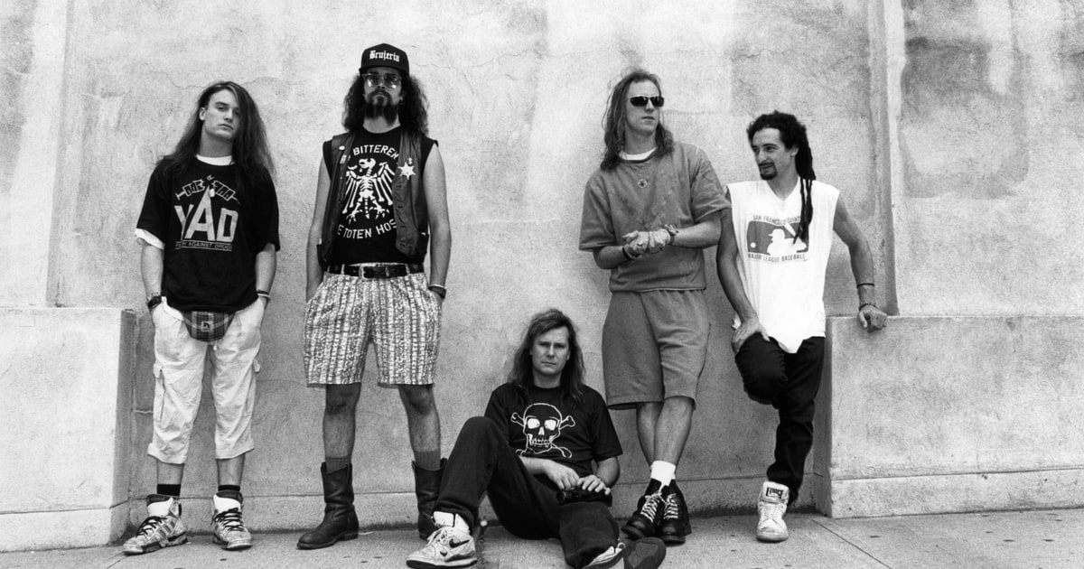Faith No More (The Real Thing). Foto: Divulgação