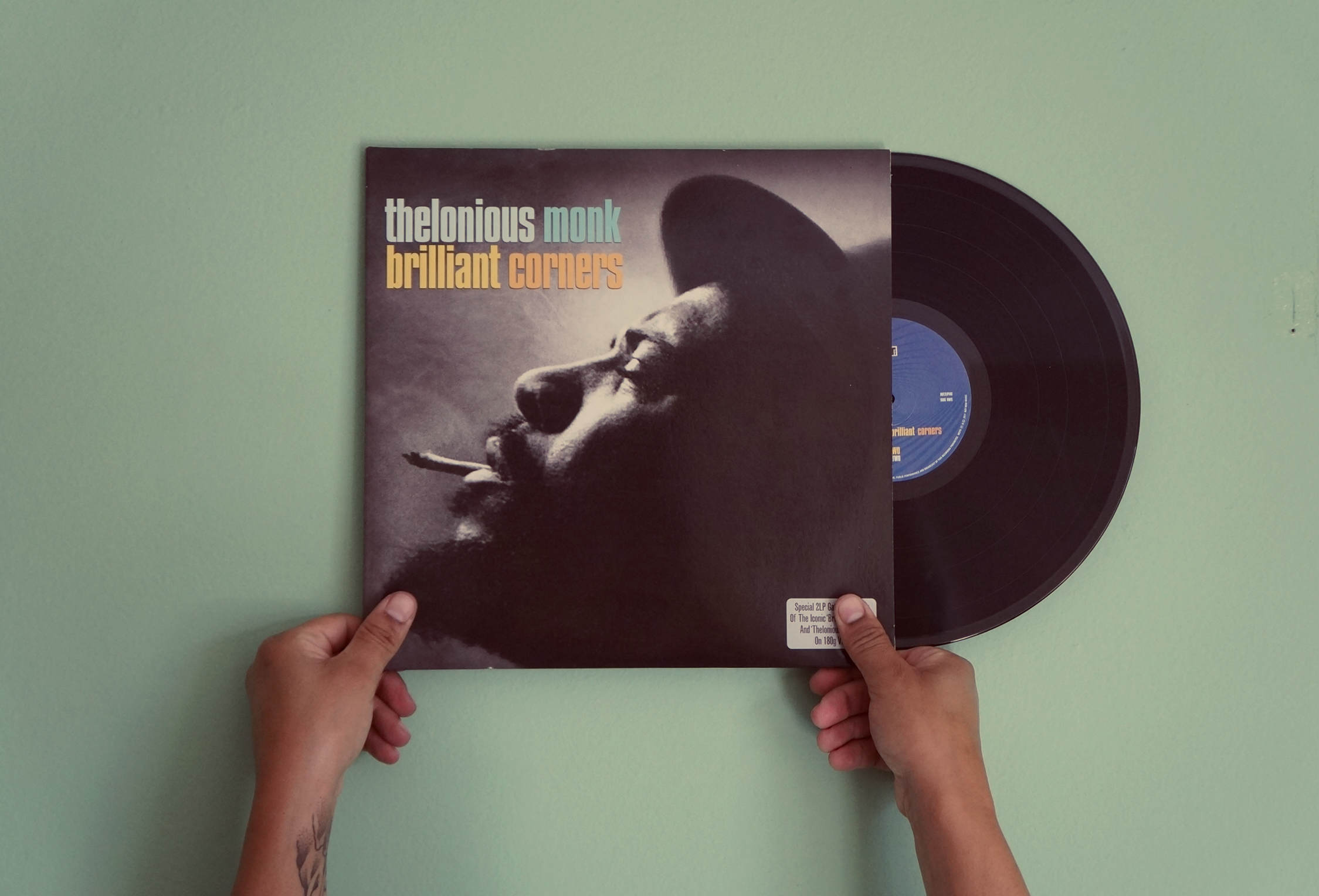 Brilliant Corners - 1957 (LP repress 2011). Foto: Sounds Like Us